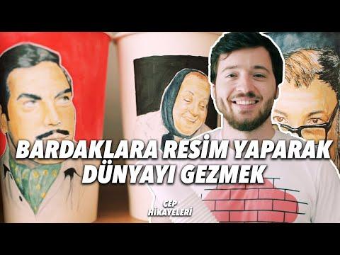 Karton Bardaklı Seyyah / Cep Hikayeleri No:130