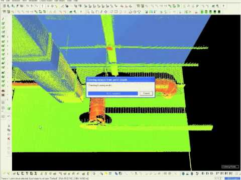 3D LiDAR Modeling Basics: How to Model Mechanical Piping & Duct Part 2