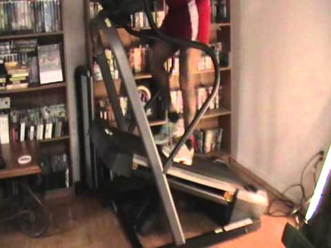 Nordic Track Incline Trainer