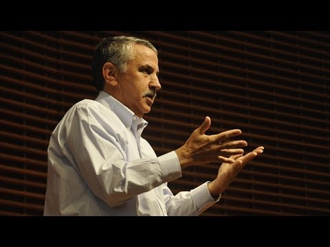 Thomas Friedman: Lessons Learned After 20 Years of Writing C