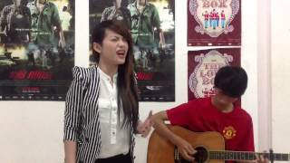 """Mi-A cover """" Tóc hát """"Đoan Trang"""