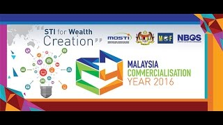 Tahun Pengkomersialan Malaysia 2016 (MCY 2016)