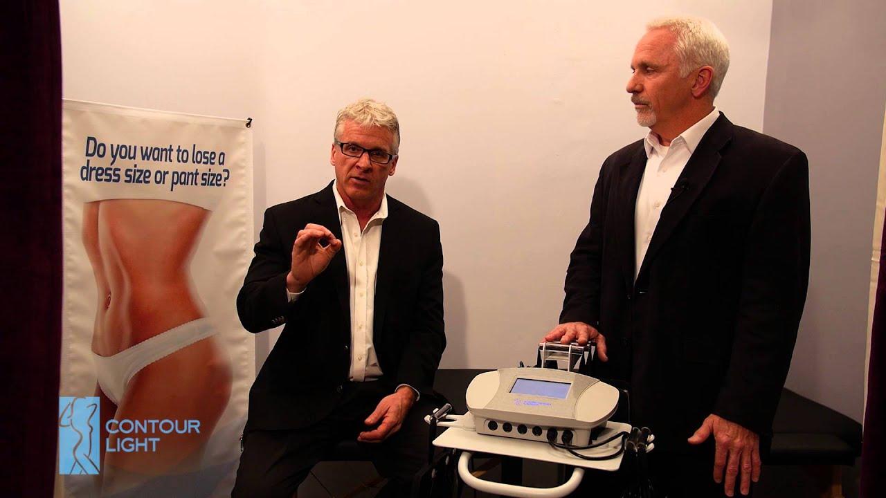 Contour Light Non Invasive Fat Loss Device Fat