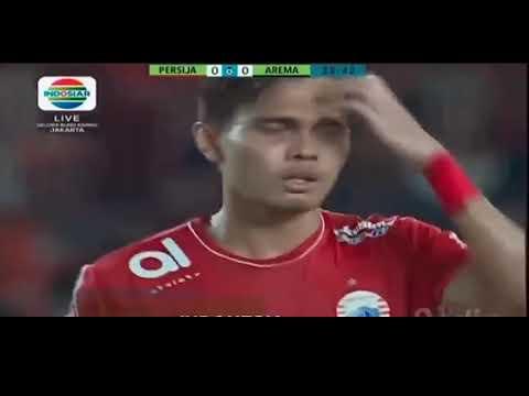 PERSIJA vs AREMA FC (3-1) All Goal & Highlights • Gojek Liga 1 2018 Stadion GBK 31/03/2018