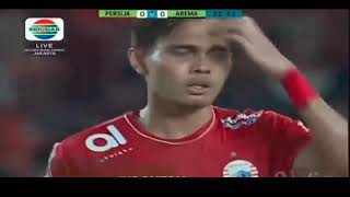 PERSIJA vs AREMA FC (3-1) All Goal & Highlights • Gojek Liga 1 2018 Stadion GBK 31/03/2018