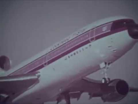 Lockheed L-1011 TriStar development & flight test DVD preview with Ronald Reagan