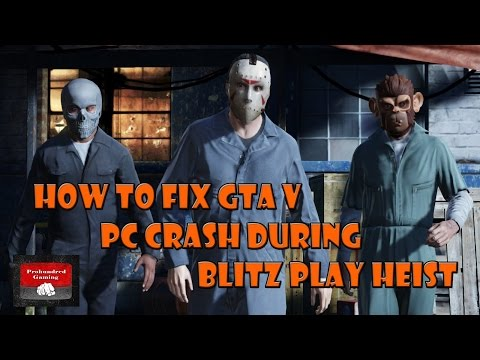 gta v mission guide heist