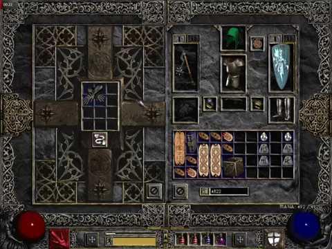 Upgrading armor diablo 2