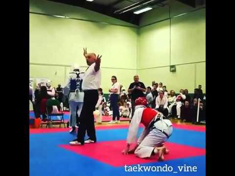 Taekwondo knockout 4