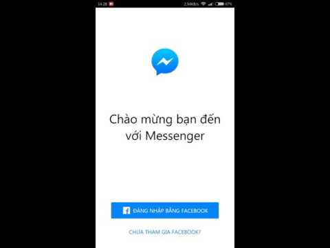 Cách đăng xuất khỏi ứng dụng Messenger