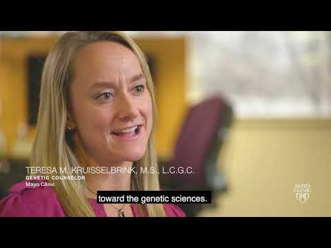 Careers in Individualized Medicine: Genetic Counselor