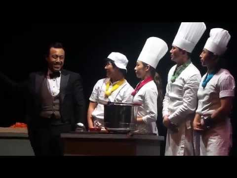 Nanta Cooking Show - Korean Festival 2015 | عرض نانتا