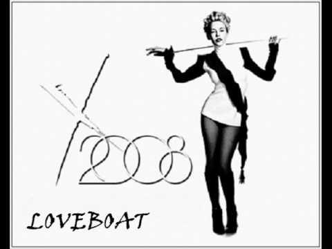 Kylie Minogue - Loveboat - Beach party mix (KylieX2008 Studio Version)