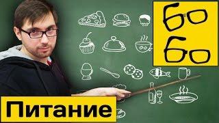 Правильное питание для бойцов с Борисом Цацулиным — калории,