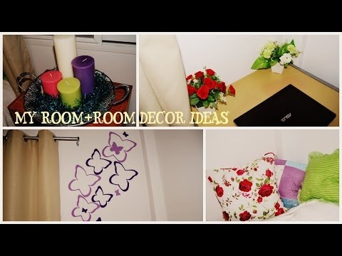 Моя комната/Room Tour+room Decor Ideas //HelloPolly