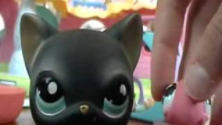 LPS Secret Agents Episode 1/10 (The Beginning)