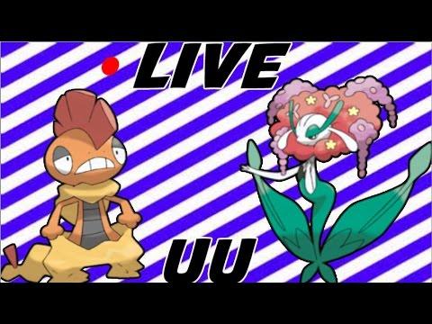 Uu Laddering Pokemonshowdown Live 2015 Youtube