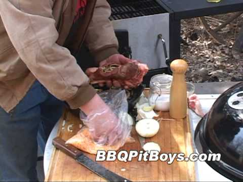 Garlic Cheese Steak Recipe By The BBQ Pit Boys