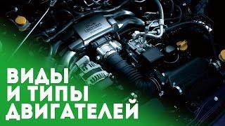видео Виды двигателей: устройство и особенности