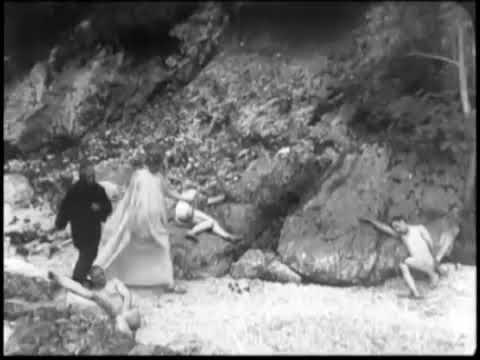 Dante's Inferno 1911   Oldest Surviving Feature Length Film   Alighieri L'inferno SILENT DREAMLANDS