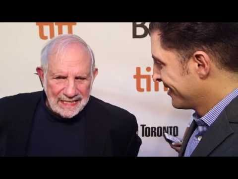"""Brian De Palma at """"The Magnificent Seven"""" TIFF Premiere Behind The Velvet Rope with Arthur Kade"""