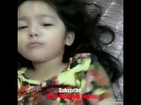 Aaisyah tiru gaya Dato Seri Vida