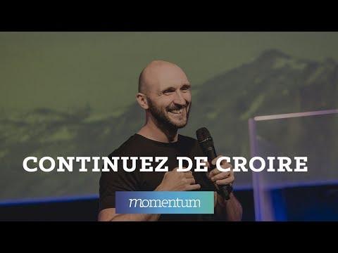 Continuez de croire - Matthieu Perraud