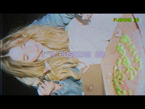 Sabrina Carpenter - Pushing 20 (Lyric Video)