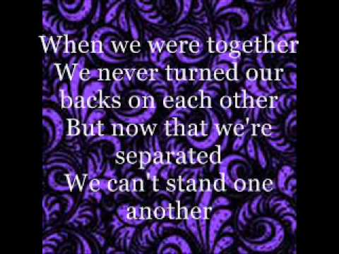 Avant - Separated lyrics