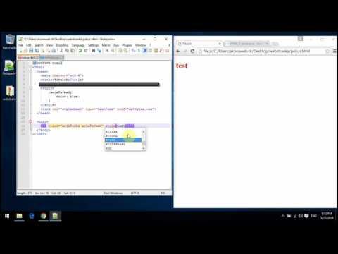 Ako Vložiť CSS Do HTML?