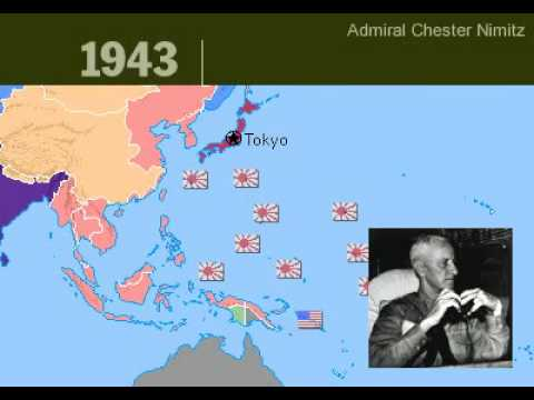 WWII in ASIA & the PACIFIC Wiv dates!! =]P