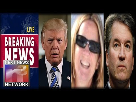 BREAKING: Kavanah Accuser's Lawyer Makes Announcement on Her Testifying