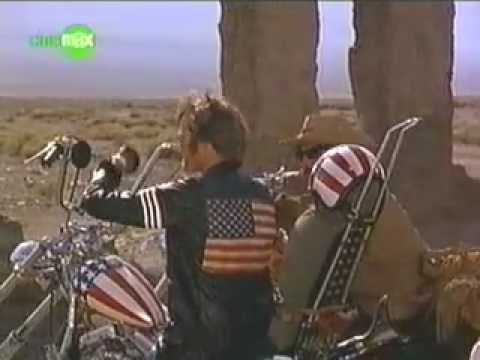 Easy Rider - The pusher