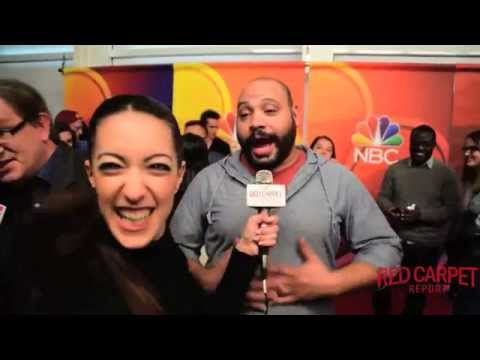 Interview with Colton Dunn from NBC's new Comedy Superstore #Superstore