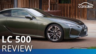2020 Lexus LC500 Inspiration Series Review   Carsales