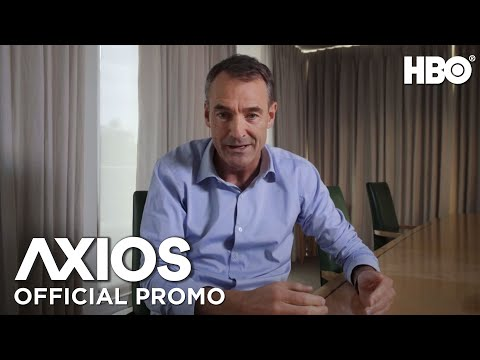 AXIOS on HBO: BP CEO Bernard Looney (Promo) | HBO