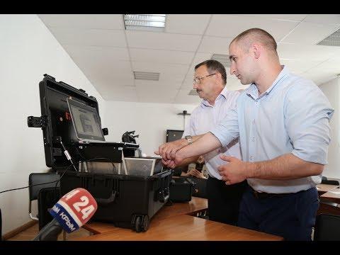 МВД Крыма предоставляет услуги добровольной дактилоскопической регистрации граждан