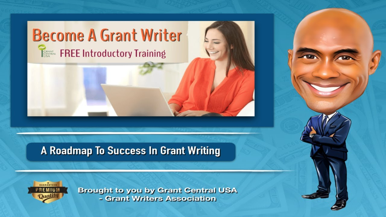 Become A Grant Writer - Grant Central USA