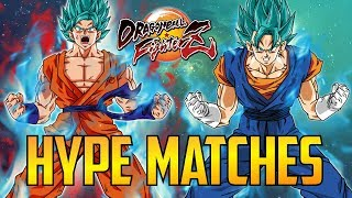 DBFZ ▰ Awesome Matches  Ft. Kaimato, Verdane, Dogura & More  【Dragon Ball FighterZ】