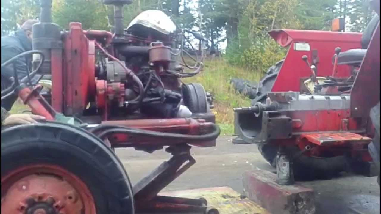 tractor pump 5000 ford hydraulic change youtube 885 brown clutch david [ 1280 x 720 Pixel ]