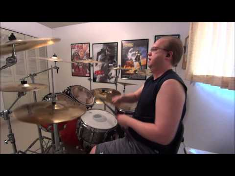 Under The Covers - Metallica - Until It Sleeps DRUM COVER / The Drum Show