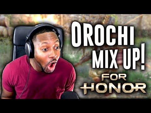 For Honor Orochi ∙ Mastering The Hidden Mix Up