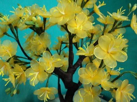 цветы из лоскутков ткани своими руками фото