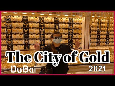 Gold Souq, Spice Souq and Al Seef Dubai