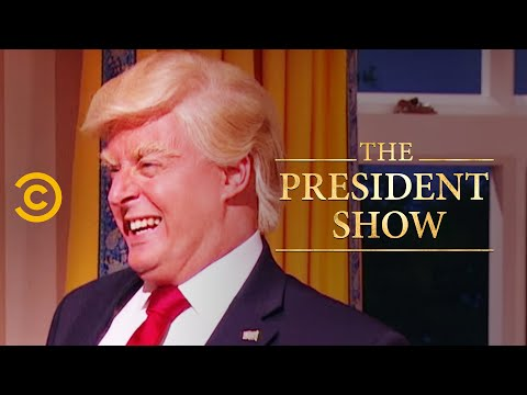 A Visit from Old Hickory (One of the Greats) - The President Show - Comedy Central