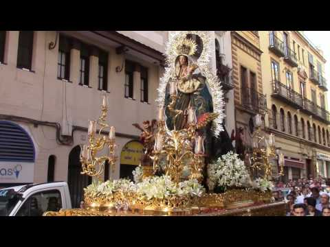salida procesional  - NTRA. SRA. DE LA SALUD - parroq. san isidoro ......2017