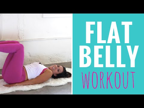 flat-belly-workout-|-core-workout-for-women