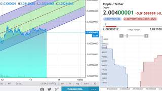 Ripple (XRP) price prediction, Ripple coin future value on 13-14.01.2018. Cryptocurrency Investors