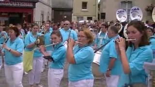 La Banda de Bessines aux Bandafolie's 2016