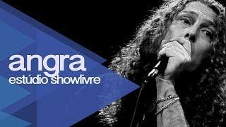 Angra no Estúdio Showlivre 2013 - Apresentação na íntegra